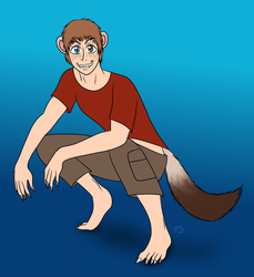 Character Profile: Simon by TicklishTouch