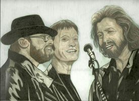 Bee Gees Color by donna-j