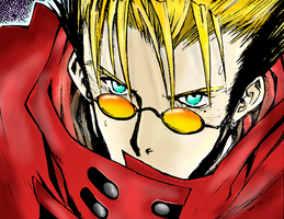Manga Vash5 by BattleAngelGally