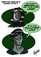 Harry Potter Innuendos by Shmivv