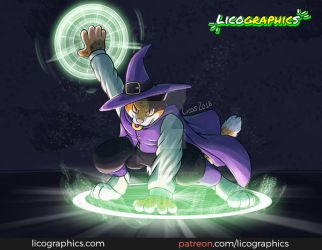 The timebender by LicosAragon