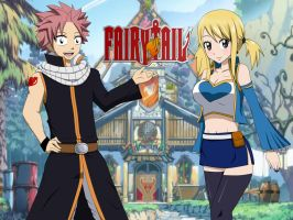 Youkuso! Fairy Tail! by MrYien