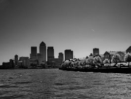 Canary Warf by bullispace