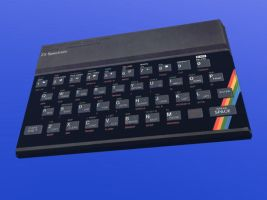 ZX Spectrum by GabrielM1968