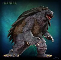 zGamera Collaboration with Digiwip by dopepope