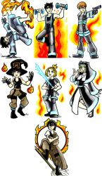 The Fire Brigade by luxshine