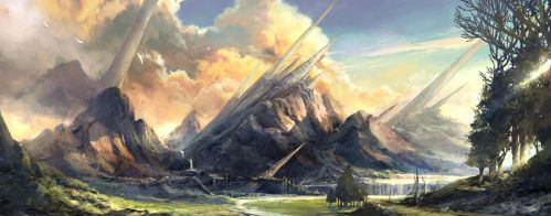 spear of god by artcobain