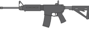 Ruger AR-556 by Wxodus
