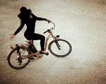 The lady bike by LucienWittwer