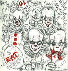 Pennywise by Oceansoul7777