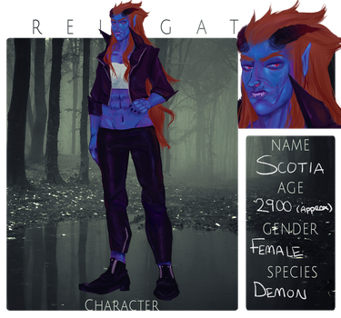 [Religatos] Scotia [App] by sweetahoges