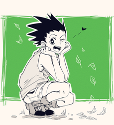 Gon by Florbe