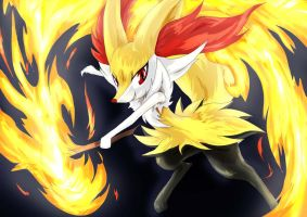 Braixen FireFox Updated by Definisher