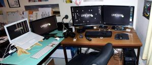 My Workspace (2010) by QuentinGG