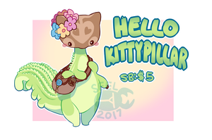 Hello Kittypillar Auction -CLOSED- by ground-lion