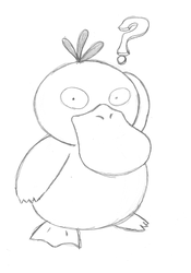 Psyduck? by Th3AntiGuardian