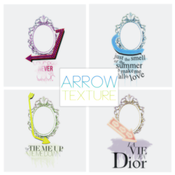 Arrow Texture Pack by 1DHoran by 1DHoran