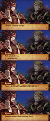 Fire Emblem Fates - Lion, not Lobster by Articuno32