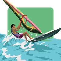 Memorymatch Extreme - Windboarding by SaTTaR