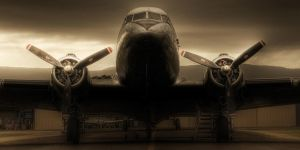 Dakota DC-3 by RichardjJones