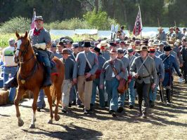 The Confederates by FreshwaterMermaid