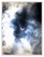 Solar Eclipse 3 October 2005 by IsaFortyThirty1