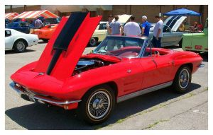 Little Red Vette by TheMan268