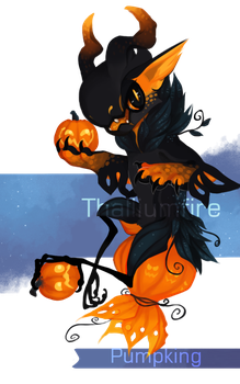 Pumpking by NebNomMothership