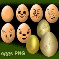eggs PNG by roula33