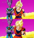 dragon ball super by salvamakoto by salvamakoto