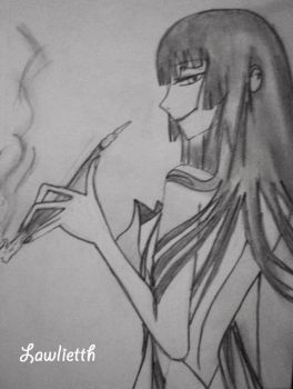 xXxHolic by Lawlietth