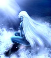 Spirit of the Waves by Mami02