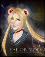Sailor Moon by kshah