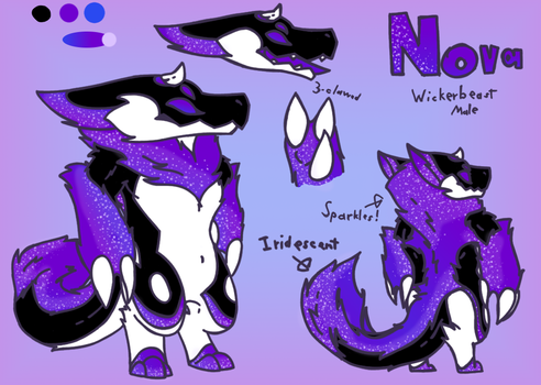 Nova Reference Sheet CURRENT by ShadowLucario160