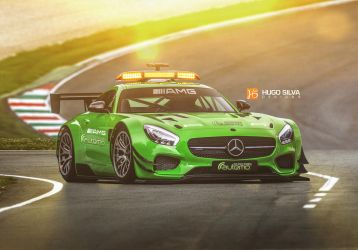 AMG GT Autemo Safety car by hugosilva