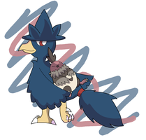 Murkrow X Vullaby