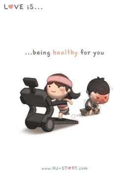 45. Exercise Time by hjstory