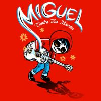 Miguel VS The Dead Dos by liu-psypher