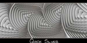 Quick Silver by WyrdWolf
