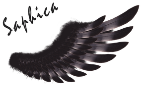Tribal Wings by Saphica8