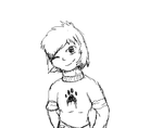 warriors humanized 1: cinderpaw by souleatersheik