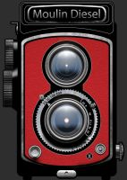 Twin Lens Camera by Maurautius
