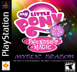 MLP Mystic on PS1 by cartoonfan22