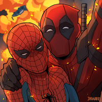 Spiderpool by Damare