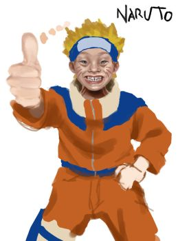 Another Naruto WIP by nunofrias