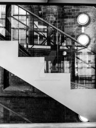 Ikon Stairs by graphic-rusty