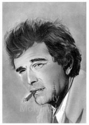 Peter Falk - Columbo by jolabrodnica