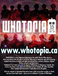 Whotopia Advert by DJToad