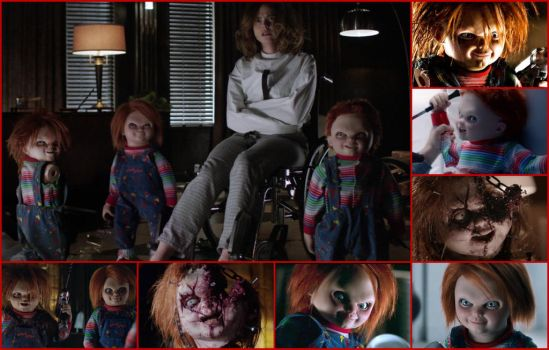Cult of Chucky Collage by SSL13