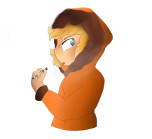 Happy (Late) Birthay Kenny McCormick! by FlightArtz